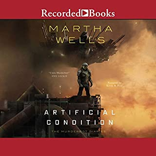 Artificial Condition                   Written by:                                                                                                                                 Martha Wells                               Narrated by:                                                                                                                                 Kevin R. Free                      Length: 3 hrs and 21 mins     27 ratings     Overall 4.7
