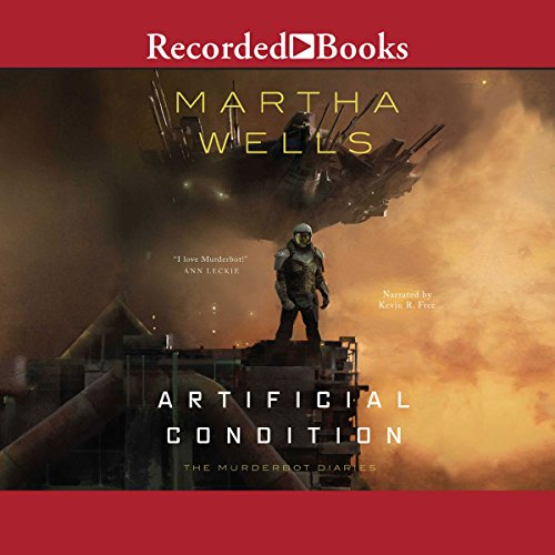 Artificial Condition audiobook cover art