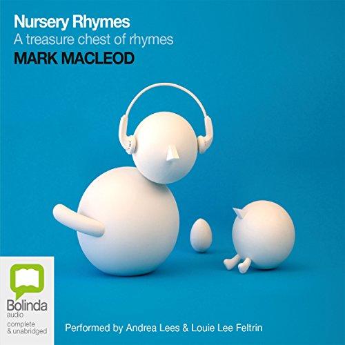 Nursery Rhymes audiobook cover art