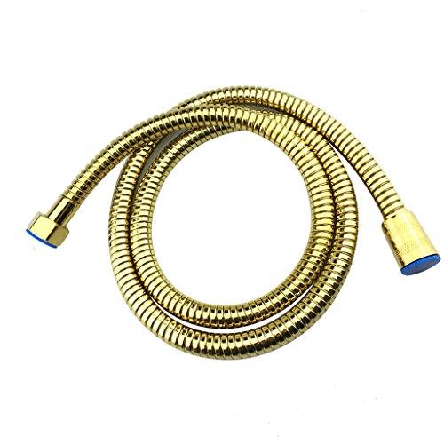 Golden 1.7m/0.7m Brauseschlauch Duschschlauch für Badezimmer - 70cm