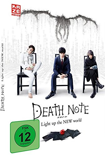 Death Note - Light Up the New World - [Blu-ray] - Steelcase - Limited Edition