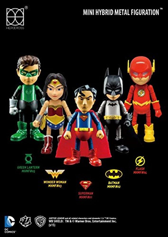 centro comercial de moda Justice League Mini Hybrid Metal 7cm 7cm 7cm figuras de acción de 5unidades)  Envio gratis en todas las ordenes