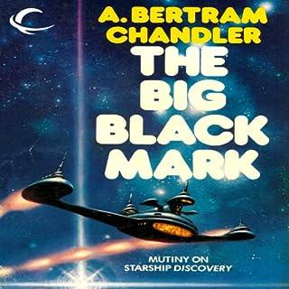 The Big Black Mark audiobook cover art