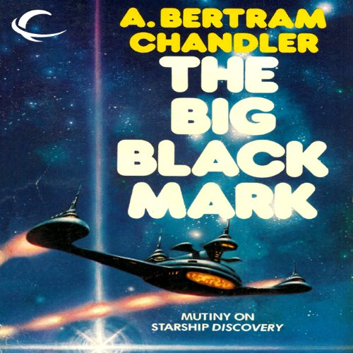 The Big Black Mark audiobook cover art
