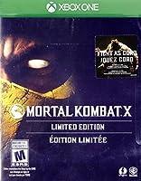 Mortal Kombat X Limited Edition【Xbox One】(北米版) 【特典】Fight As GORO(DLC)付