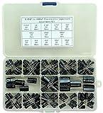 Electronics-Salon 電解コンデンサ 品揃え キット合計200個13 値1000ufする0 47uf アルミニウム