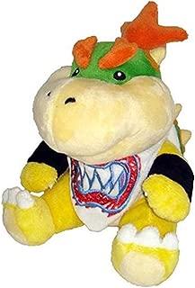 New Super Mario Koopa Bowser Dragon Plush Doll Brothers Bowser JR Soft Plush Toys Gift for Kids Boy Girl 18cm