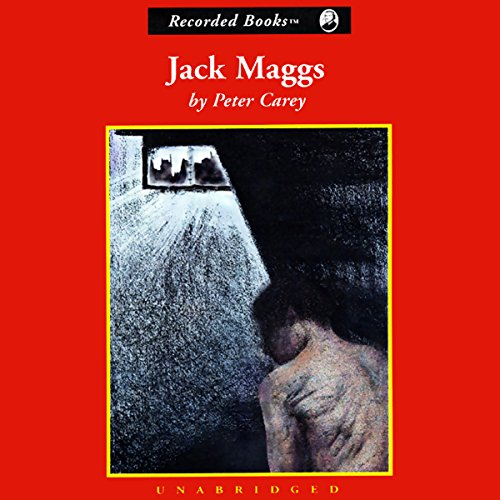 Jack Maggs audiobook cover art