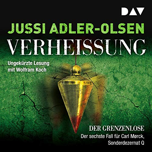 Verheißung: Der Grenzenlose     Carl Mørck 6              By:                                                                                                                                 Jussi Adler-Olsen                               Narrated by:                                                                                                                                 Wolfram Koch                      Length: 18 hrs and 22 mins     3 ratings     Overall 4.7