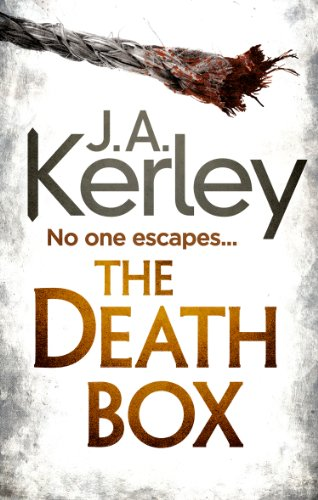 The Death Box (Carson Ryder, Book 10) (English Edition)