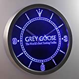 Grey Goose Vodka 3D Neon Sign LED Wall Clock NC0132-B