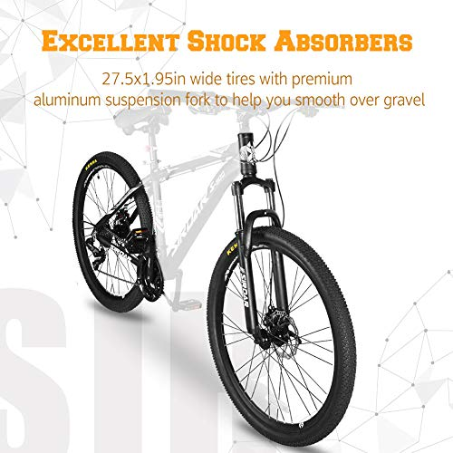 51g77ye3rVL. SL500 15 Best Cheap Mountain Bikes - Compare Prices & Features