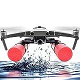 Linghuang Mavic 2 Water Landing Leg, amortiguador de suspensión, kit de entrenamiento flotante, soporte para DJI Mavic 2 Pro / Zoom