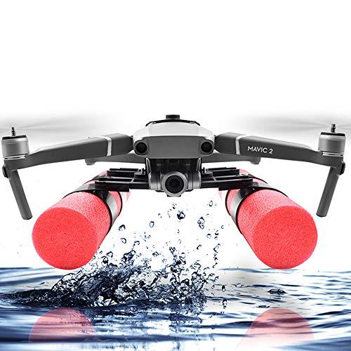 Linghuang Mavic 2 Water Landing Leg, kit di allenamento con ammortizzazione e galleggiamento per DJI Mavic 2 Pro/Zoom