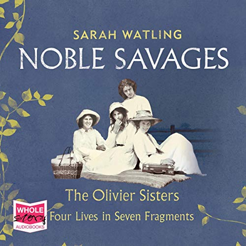 Noble Savages cover art