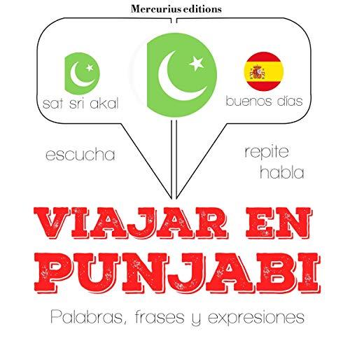 Viajar en punjabi audiobook cover art