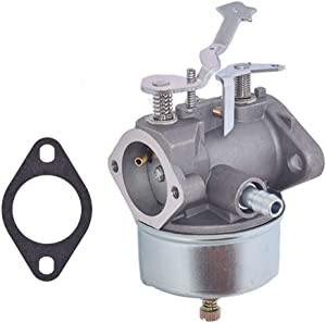 632424 Carburetor with Gasket Replacement for Tecumseh 632424 HH100 HH120 Engine carbruetor