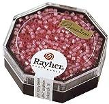RAYHER 14756261 Delica - Cuentas redondas de 2,2 mm de diámetro, color rosa
