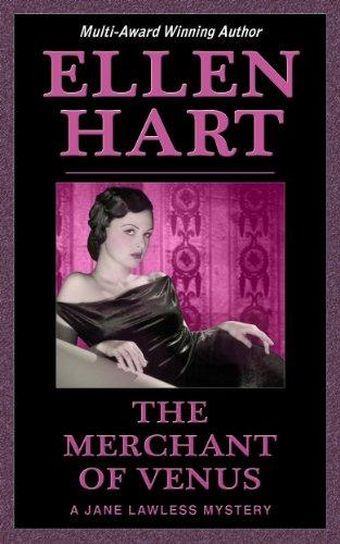 The Merchant of Venus (Jane Lawless Mysteries Series Book 10) (English Edition)