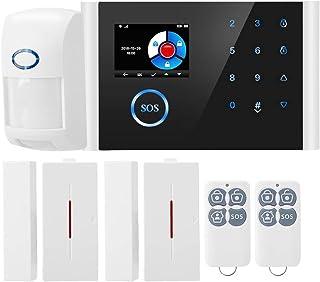 Smart Ring-alarm, inbraakalarm, voor Office Home Hotel
