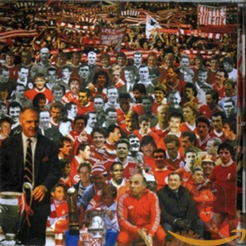 Cherry RED (Tonpool) This is Anfield/Liverpool Fc