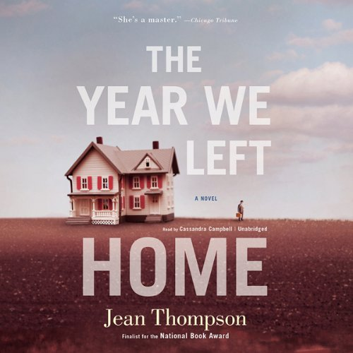 The Year We Left Home audiobook cover art