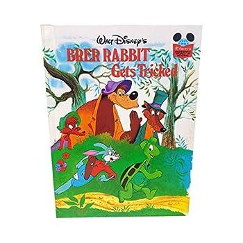 Brer Rabbit Gets Tricked (Walt Disney's Wonderful World of Reading) - Book  of the Disney's Wonderful World of Reading