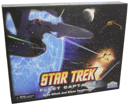 WizKids Star Trek Fleet Captains
