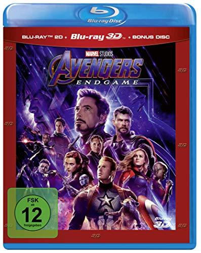 Produktbild von Avengers: Endgame [3D Blu-ray]