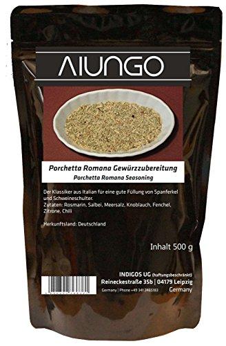 Viungo® Goldline - Porchetta Romana Gewürzzubereitung - 500g