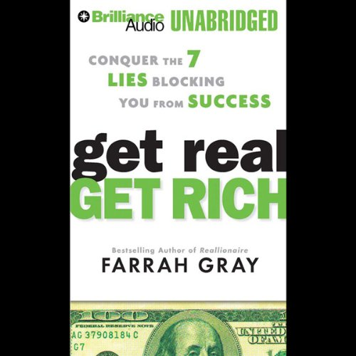 Get Real, Get Rich cover art