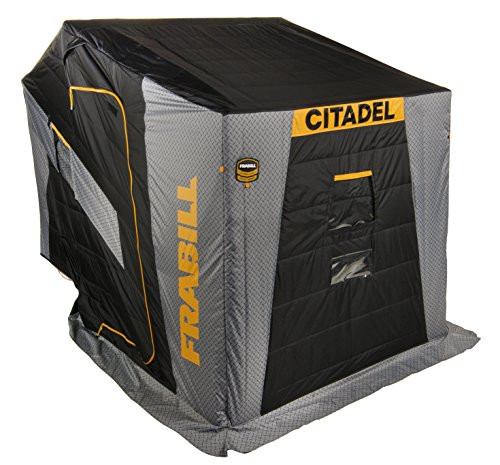 in budget affordable Frabill Citadel 3255 Insulated hinged side door with boat seat