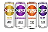 Xyience Energy Variety Pack : Fuji Apple. Blue Pomegranate, Mango Guava, Wild Grape. 16 ounce (Pack of 8)