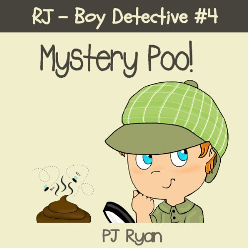 RJ - Boy Detective #4 audiobook cover art