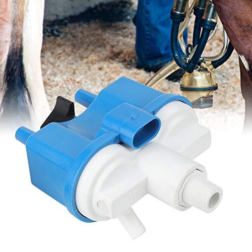 Ordeñadora con pulsador eléctrico, Pulsador doble Pulsador electromecánico Ordeñadora Tipo de tubo...