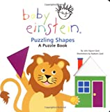 Puzzling Shapes: A Puzzle Book (Baby Einstein)