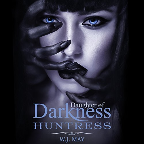 Huntress: Vampire Hybrid Paranormal Fantasy Romance audiobook cover art