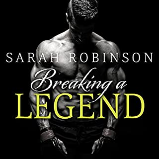 Breaking a Legend     Kavanagh Legends Series, Book 1              By:                                                                                                                                 Sarah Robinson                               Narrated by:                                                                                                                                 Charles Constant                      Length: 7 hrs and 58 mins     43 ratings     Overall 4.0