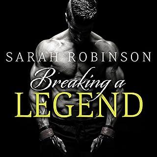 Breaking a Legend audiobook cover art