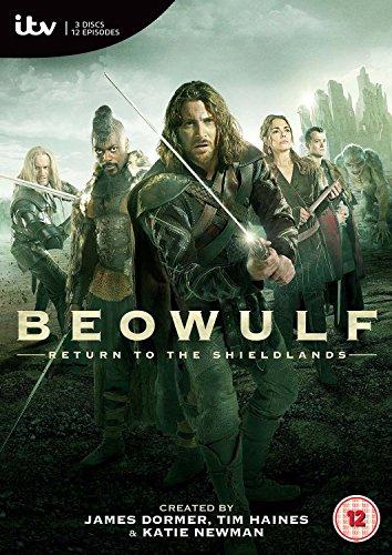 Beowulf - Return To The Shieldlands (4 Dvd) [Edizione: Regno Unito] [Reino Unido]