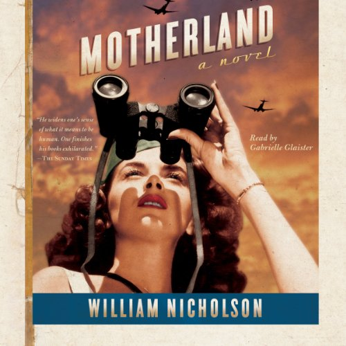 Motherland audiobook cover art