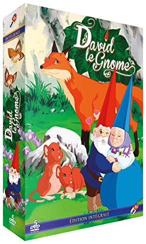 David Le GNOME-Intégrale (5 DVD)