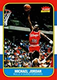 1996-97 Fleer Decade of Excellence #4 1986-1996 Michael Jordan Basketball Card