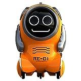 actiefiguren - Silverlit Pokibot Oranje (1 TOYS) -