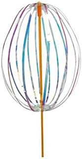Hippie Sticks Bubble Spinning Toy - Choice of Colors (Orange)