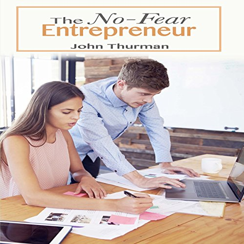 The No Fear Entrepreneur cover art