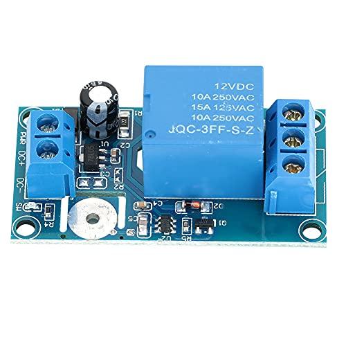 1 módulo capacitivo del interruptor del tacto del auto bloqueo del relé del canal, módulo no metálico del regulador del tacto 5.7mA con el plástico 5x2.5cm