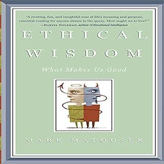 Ethical Wisdom audiobook cover art