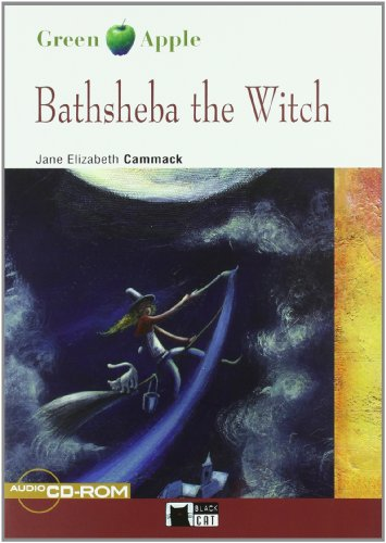 Bathsheba The Witch + Cd (Black Cat. Green Apple)