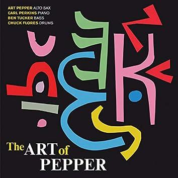 The Art of Pepper (Bonus Track Version)